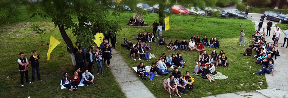 """Descoperă Campusul """"Tudor Vladimirescu"""", centrul vieții studențești ieșene"""