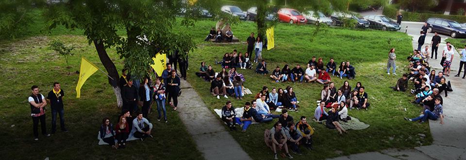 """Campusul """"Tudor Vladimirescu"""