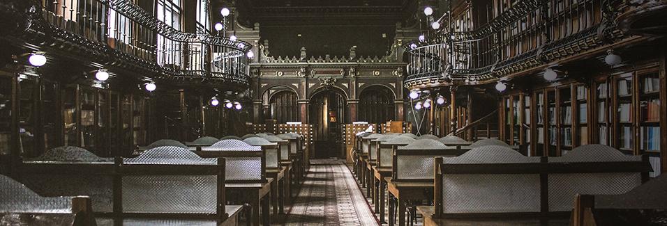 Biblioteca Universității Tehnice – una dintre cele mai frumoase din lume