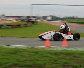 Echipa TUIasi Racing a participat pentru a șasea oară la o competiție internațională
