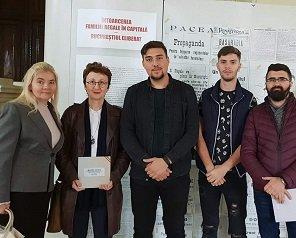"""Conf. univ. dr. ing. Lidia Gaiginschi este  noul prorector responsabil cu studenții la Universitatea Tehnică """"Gheorghe Asachi"""" din Iași"""