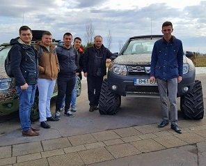Studenții de la Mecanică au vizitat săptămâna trecută sediul Renault din România