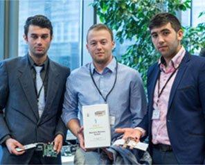 Studenții Universității Tehnice, Mențiune la Concursul Studențesc DIGILENT Design Contest 2016