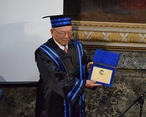 Nam Pyo Suh, un reputat profesor și cercetător din Coreea de Sud, Doctor Honoris Causa al Universității Tehnice