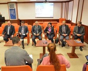 Reuniune de lucru ARUT: starea şi perspectivele învățământului superior tehnic și problemele actuale ale universităților românești
