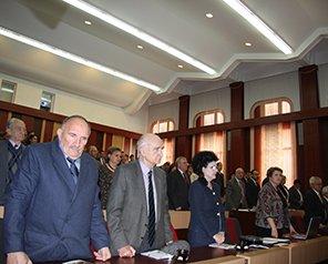 Zilele Universității 2015: Profesorii și cercetarea au fost premiate în cadrul unui Senat Festiv