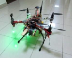 Studenți de la Facultatea de Mecanică au proiectat și creat o dronă