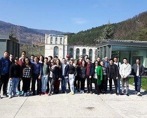 Studenții de la Facultatea de Construcții de Mașini și Management Industrial au vizitat în luna aprilie mai multe companii din regiunea de Nord-Est a țării