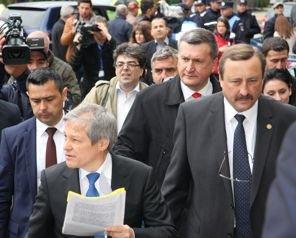 TUIAȘI, gazda întrevederii organizate de Prim Ministrul României, Dacian Cioloș